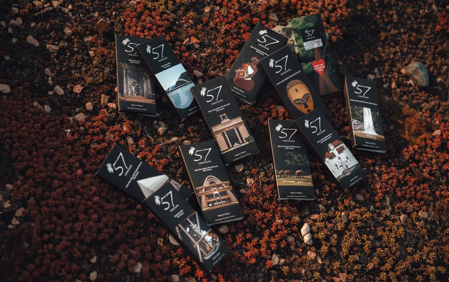 Startup Ghana Chocolate